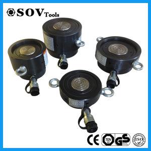 Banheira de vender panqueca de ação única porca de bloqueio do cilindro hidráulico (SOV-CLP)