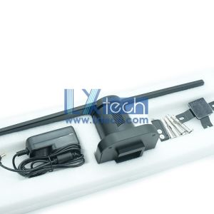Bewegliche LED-Bildschirmanzeige, die Lichter ganz eigenhändig geschriebes 3D bekanntmacht