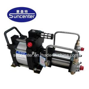 ガスの転送および満ちることのためのSuncenterの冷却するポンプ
