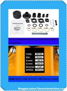2 polegada Ohv gasolina do motor da bomba de água (WP20H-1)