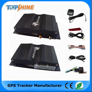 Утечка масла сигнализации погрузчик автомобильный GPS Tracker с контроля топлива