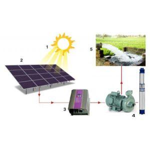 La pompe à eau solaire pour la vente de bétail de la pompe à eau solaire