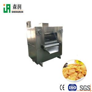 Mais-Frühstückskost- aus GetreideCorn- Flakesnahrung, die Herstellungs-Produktions-Maschine herstellt