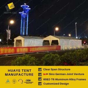 Huaye Lichtbogen-Dach-doppelter Decker-Zelt für Verkauf (hy743b)