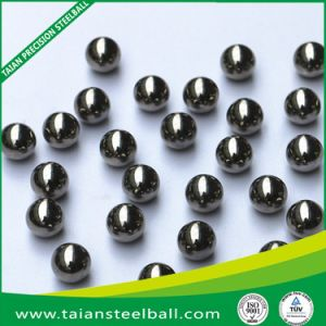 High Precision Polishing Stainless Steel Round Solid Ball
