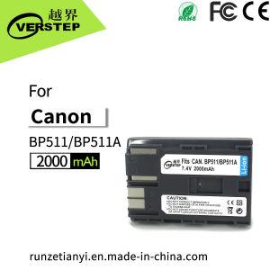 Canon Bp 511/Bp 511A Bp 511 512 OEM를 위한 아주 새로운 Digital Camera Battery