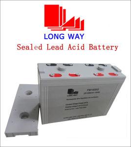 2V1500ah регулируется солнечной батареи SLA