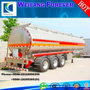 在庫の半オイルまたは燃料またはディーゼルまたはガソリン輸送のトラックのトレーラーのタンカー