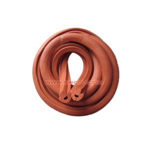 Штампованный EPDM резиновый уплотнитель двери / из ПВХ трубы резинового уплотнения / декоративную накладку на лодке