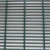 高い安全性358の電流を通された粉の上塗を施してある金網の塀のパネル