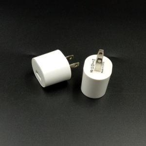 Oval-Shaped DC Adaptador de cargador USB cargador de inicio