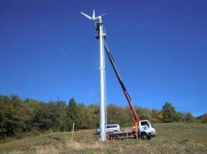 5kw éolienne standard Class-Nk Marché japonais