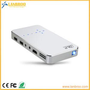 De androïde Intelligente Projector hDMI-uit 1080P Appliable van de Projector voor 8GB & 16GB