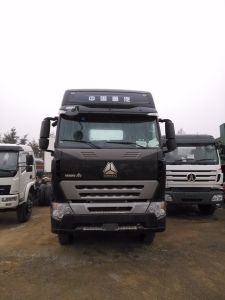 Sinotruk HOWO A7 Traktor-LKW des Schlussteil-Kopf-LKW-6X4 für Verkauf