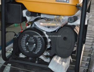 Monofásico de 6kw con generadores de gasolina Honda (ZGEA7500E y ZGEB7500E)