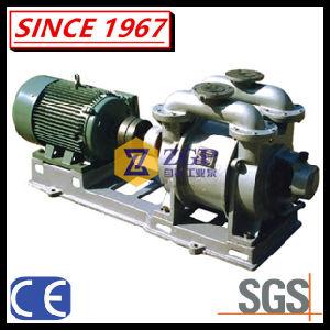V-Belts에 의하여 모는 탄소 강철 CS 물 액체 반지 진공 펌프