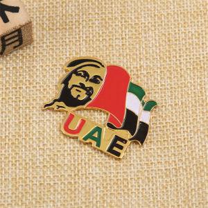 2016 de metal personalizados EAU Insignia de Oro de 1971 para el recuerdo
