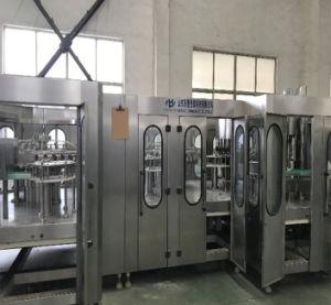 Llenado de botellas de plástico totalmente automático maquinaria Maquinaria de envasado