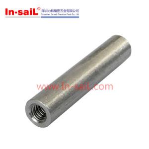 Long-Lenghed ronde l'écrou fileté en acier inoxydable