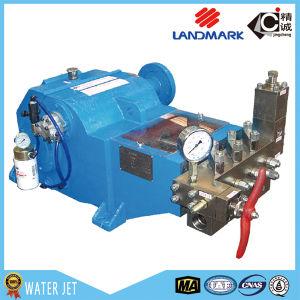 Pompe à piston haute pression pour nettoyage industriel (JC0002)