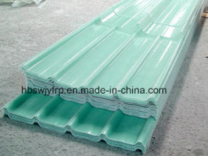 FRP Corrugated Roofing Fiberglass SheetかPanel