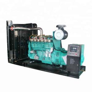 250kw Groupe électrogène Diesel avec moteur Cummings