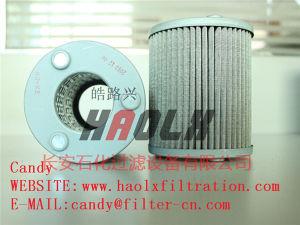 Cartucho do filtro de aço inoxidável podem descarregar e lavável para dispensador de Combustível e Bomba de Combustível