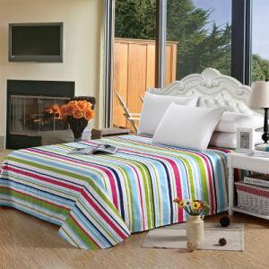 Nova Coleção Casa Quarto Têxteis Cama inferior da folha de cama de algodão