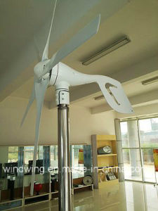 Turbina orizzontale del generatore di vento di asse con il certificato del Ce (100W-20KW)