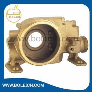 Pump Housing (BL-2118)のための高いPrecision Brass Screw Ring