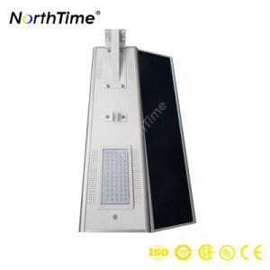 IP65 Lâmpada LED de exterior integrado à prova de Painel Solar Luz de Rua