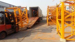 8 de ton -25ton vervaardigt de Hydraulische Kraan Met platte kop van de Toren met de Beste Prijs van de Plaats