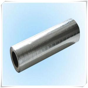 Огнезамедлительная отражательная алюминиевая фольга сплетенная для материала изоляции