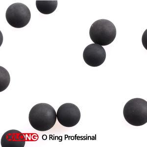 Высокое качество проектирования Sepcial FKM зеленый полой Резиновый шар