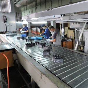 Yangtze 3ans de garantie au plomb-acide à cycle profond 55ah pile sèche cas pour le système solaire