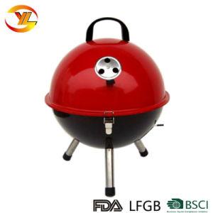 "14,5"", forme ronde en forme de Football de charbon de bois Barbecue de la Chine fabricant"