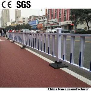 Cruce caliente Subir Anti anti-colisión protectora de acero galvanizado valla de seguridad vial