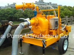 Тепловозная управляемая центробежная водяная помпа