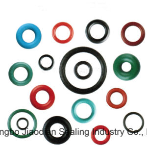 De alta calidad impermeable NBR Viton Anillo tórico de sellado de silicona