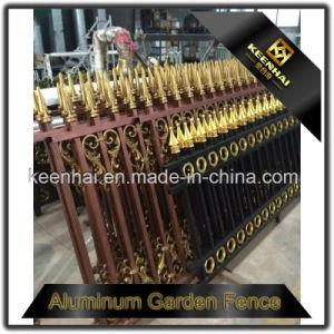 La nuova rete fissa di alluminio del giardino del metallo 2018 riveste i prezzi di pannelli con buona qualità