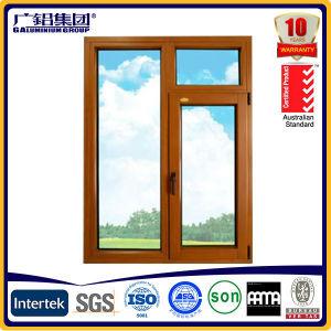 Casement da alta qualidade e toldo Windows para edifícios elevados