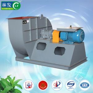 Niedrige Schwingung-hohe Leistungsfähigkeits-und hohe aerodynamische Leistungs-industrieller zentrifugaler Ventilator