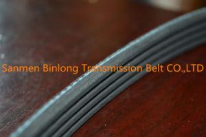 결합 농업 수확기에 의하여 끈으로 동여지는 전송 고무 V-Belt