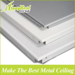 China los buenos precios de 600*600*1200 Techo de aluminio de 600 diseños de techo