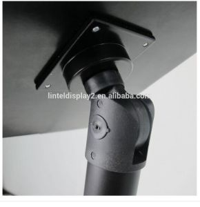 展示会のiPadのための回転表示ホールダー