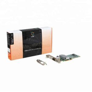 LSI Megaraid SAS LSI 9380-8e Carte RAID Taux00438 12Go /S / PCI-E 3.0 SATA x8+Carte contrôleur RAID SAS
