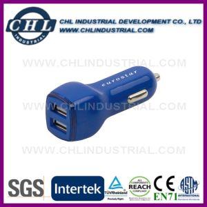 Универсальный новые яркие несколько автомобильного зарядного устройства USB в высокой эффективности