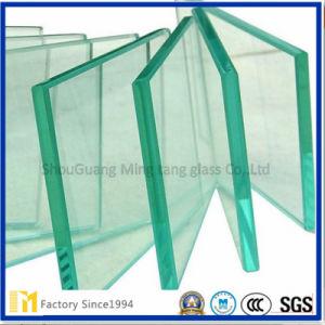 Abgeschrägter Glasspiegel, abgeschrägter Glas/Glasspitzentisch, Möbel-Glas, ausgeglichenes Glas für Möbel