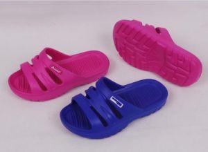 Основным стилем ПВХ патч для серии EVA Дрсуга удобные сандалии