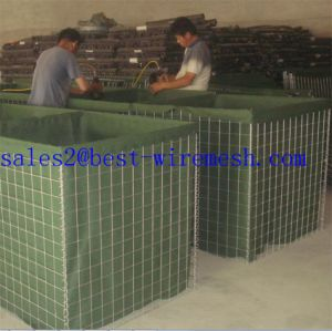 Hesco Bastion Gabion Wand Hesco Sperre